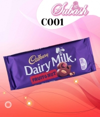 Cadbury Fruit And Nut