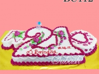 Key Birthday cake