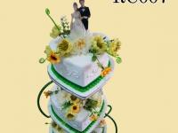 Reception cakes