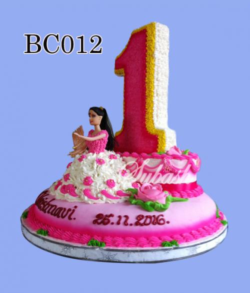 1 st Birthday Cake