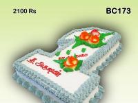 Number Cake
