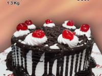 Chocolate Scrape Cake