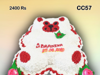 Teddy-bear Cake